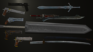 Thumbnail image for Weapons Pack #1