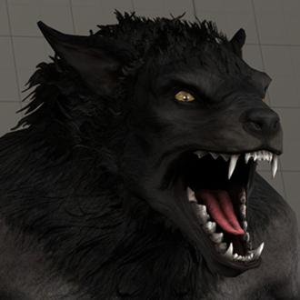 Thumbnail image for Werewolf [18+ Edition] - HD Retexture