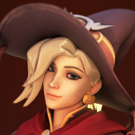 Thumbnail image for (Blender) Witch Mercy