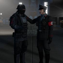 Wolfenstein Nazis