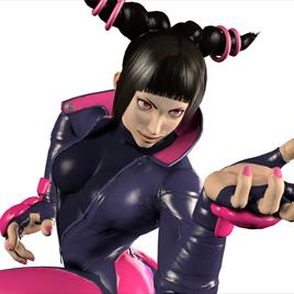 Thumbnail image for Street Fighter - Juri