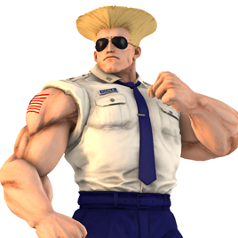 Thumbnail image for Street Fighter - Guile