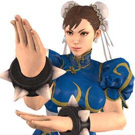 Thumbnail image for Street Fighter - Chun Li