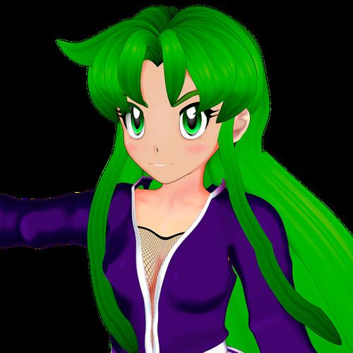 Thumbnail image for Yae - Mystical Ninja Goemon