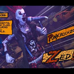 Lollipop Chainsaw Zed