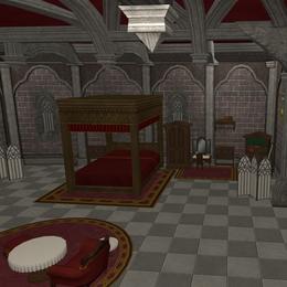 [BOTW] Zelda room