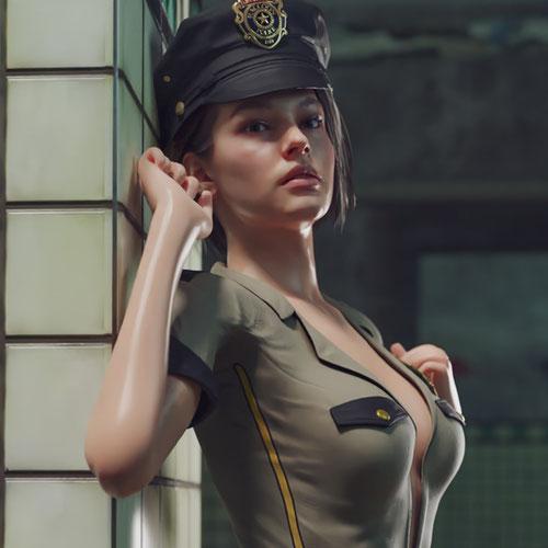 Thumbnail image for [Resident Evil 3 Remake] Jill Valentine