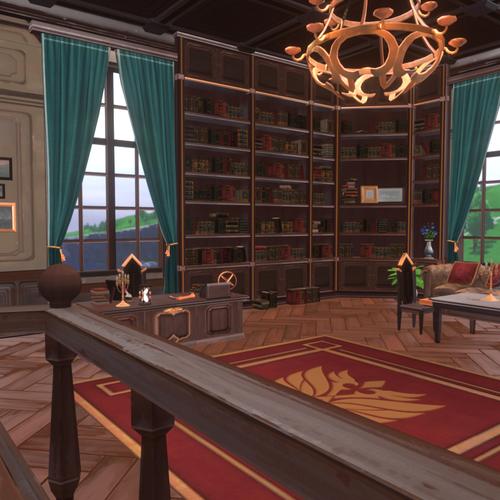 Thumbnail image for Jean's Office (Genshin Impact)