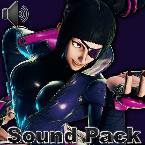 Thumbnail image for Juri SFV Sounds.