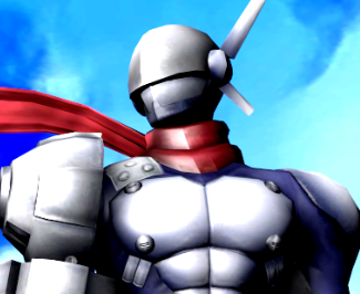 Thumbnail image for Digimon - Justimon