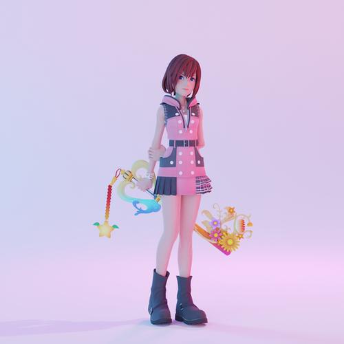 Thumbnail image for Kingdom Hearts 3 Kairi