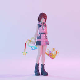 Kingdom Hearts 3 Kairi