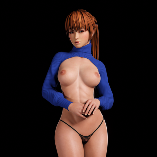 Thumbnail image for [Dead or Alive] Kasumi
