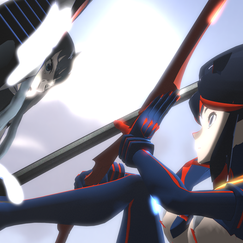 Thumbnail image for (Horizon.exe) KILL la KILL - IF (Satsuki and Ryuko)