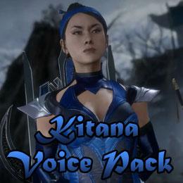 Kitana voice pack