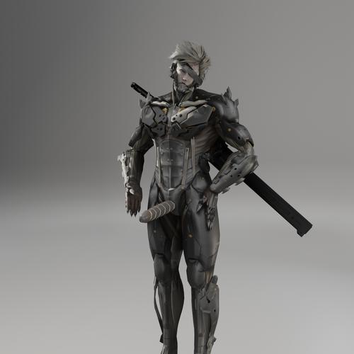 Thumbnail image for Metal-Gear Rising: Full Cyborg Raiden
