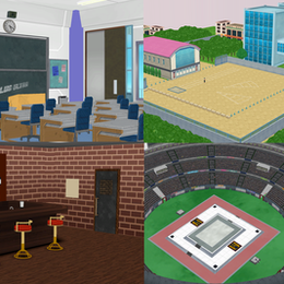 My Hero Academia: Maps