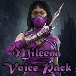 Mileena voice pack