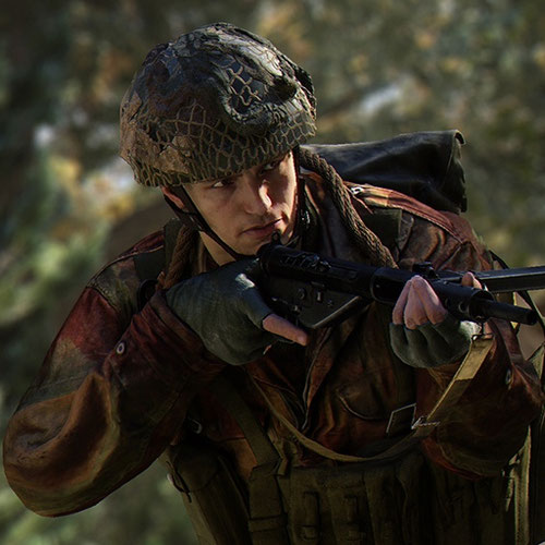 Thumbnail image for WW2 British Paratrooper