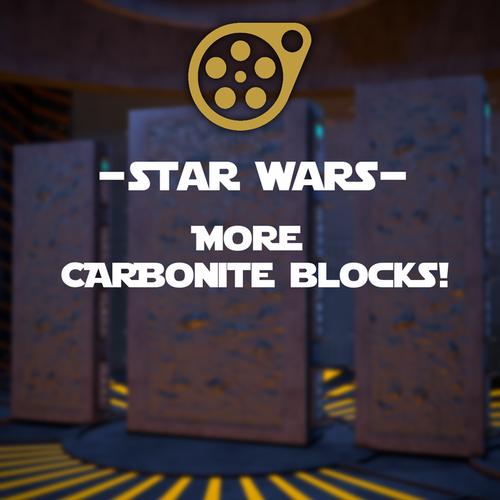 Thumbnail image for (SFM Star Wars) More Star Wars Carbonite Blocks!