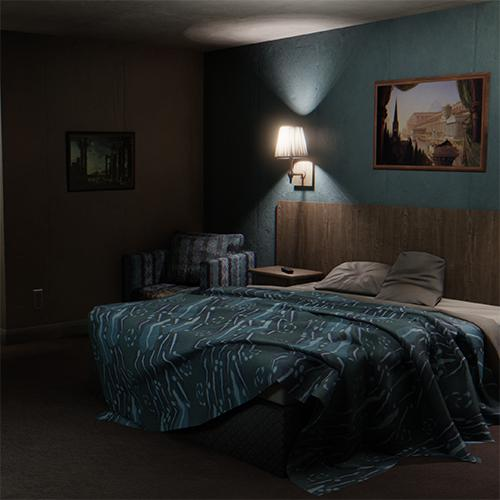 Thumbnail image for Motel Room