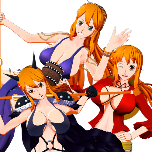Thumbnail image for Nami - One Piece