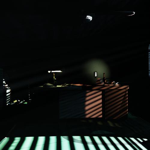 Thumbnail image for Bioshock: Infinite  Burial at Sea (DLC)  - Booker's office