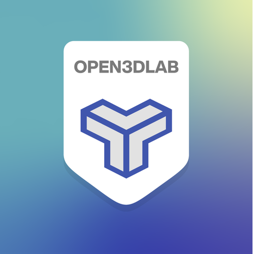 Thumbnail image for Open3DLab Badge