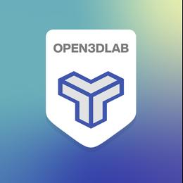 Open3DLab Badge