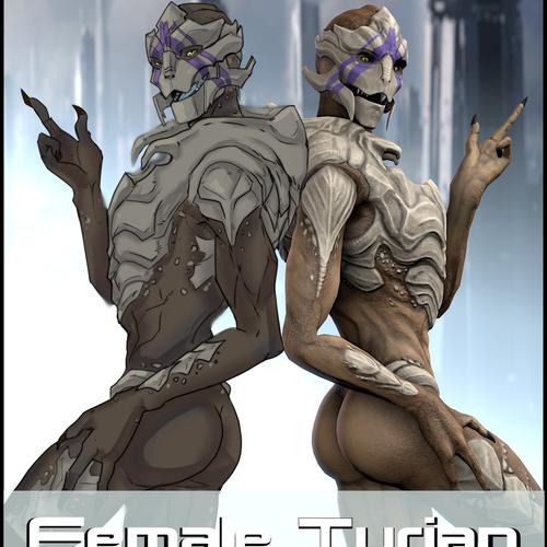 Thumbnail image for Female Turian