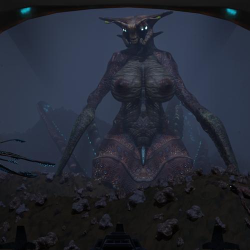 Thumbnail image for Sea emperor(subnautica)