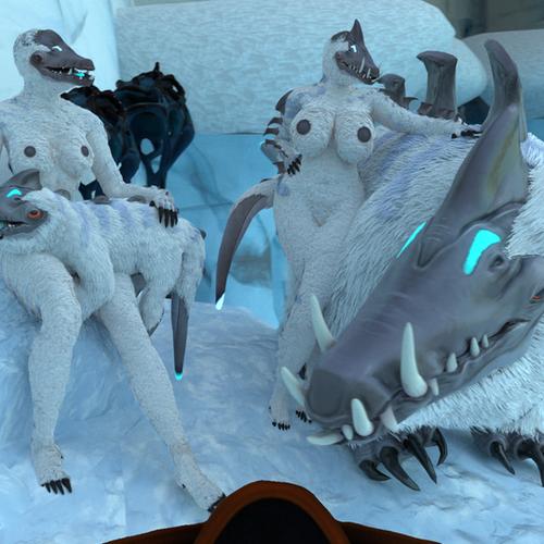 Thumbnail image for Snow stalker (subnautica below zero)