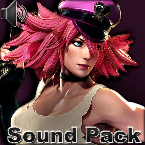 Thumbnail image for Poison SFV Sounds.