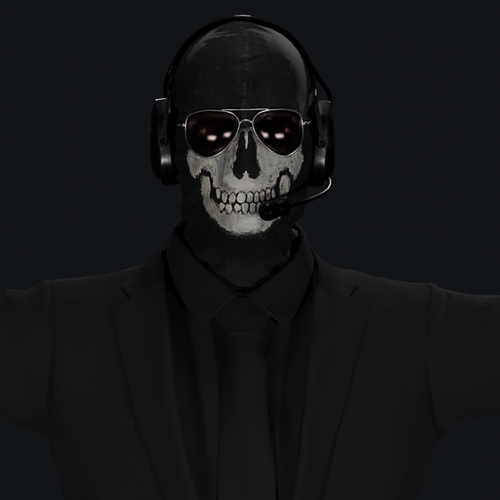 Thumbnail image for Ghost in suit