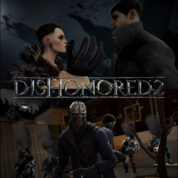 Dishonored 2 model pack 1
