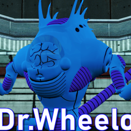 Dragon Ball - Dr.Wheelo