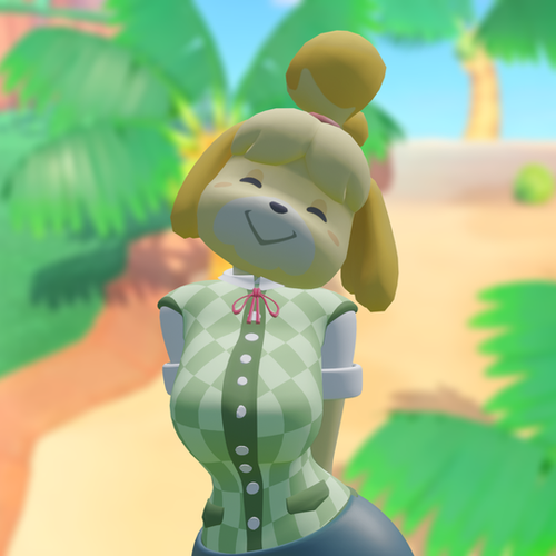 Thumbnail image for Isabelle (Animal Crossing)