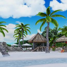Dead or Alive 5 - Zack's Island