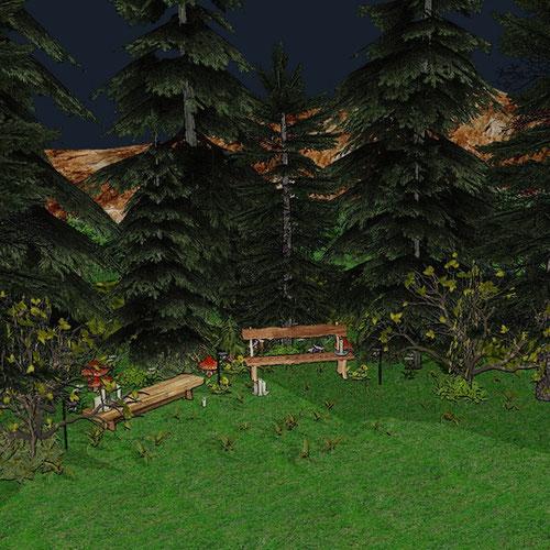 Thumbnail image for Trees Pack + Secret Place