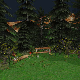 Trees Pack + Secret Place