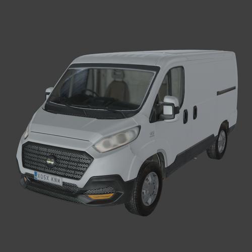 Thumbnail image for CoD MW2019 Minivan