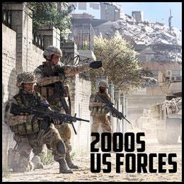 2000s US Forces