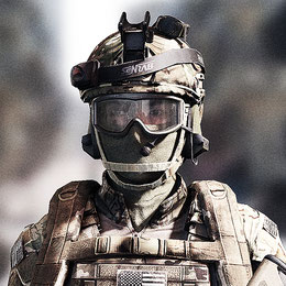 U.S Special Forces Pack