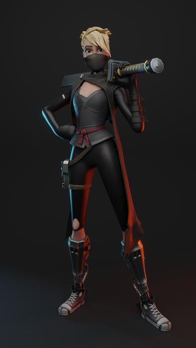 Assassin Sarah v0.9.1
