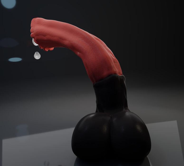 Horsecock Dildo
