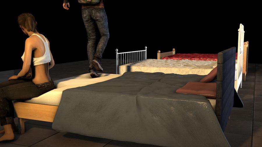 Barbell Bed Prop Pack V1
