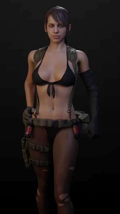 Quiet [Metal Gear Solid V: The Phantom Pain]