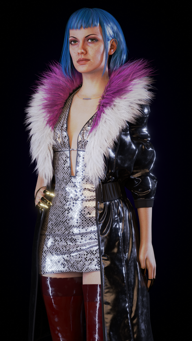 Evelyn Parker [Cyberpunk 2077]
