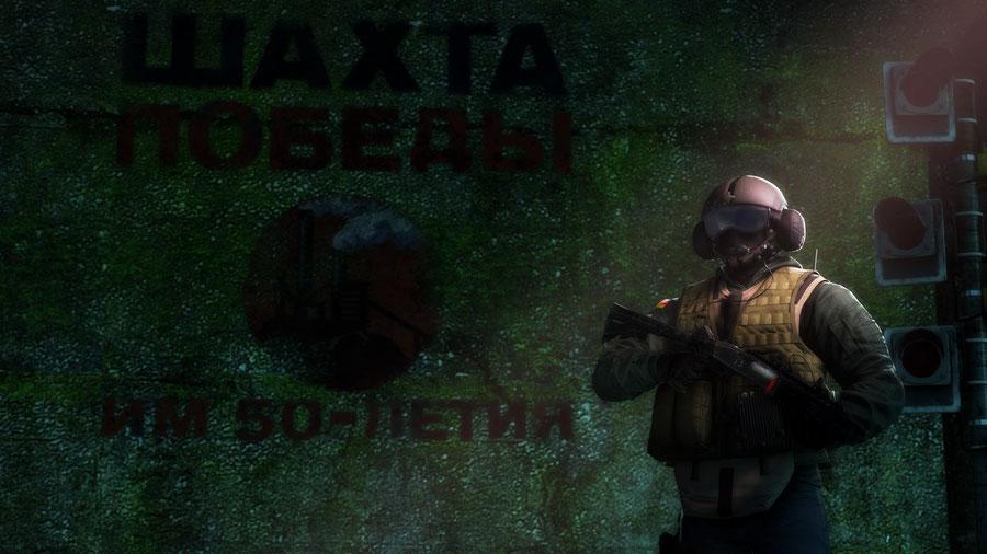 Rainbow Six:Siege Jäger