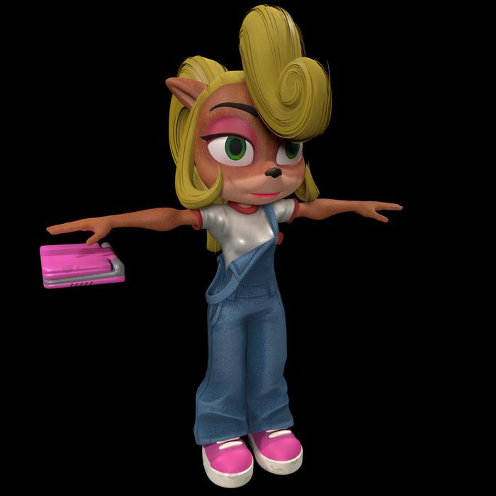 Coco (crash bandicoot 4)